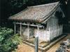 神殿,修理前外部
