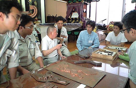 Education and training of conservation specialists03